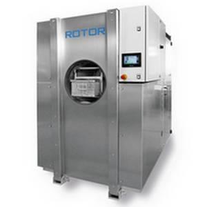 machine laver air comprimé